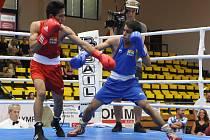 Velká cena Ústí nad Labem v boxu 2017, finálové zápasy