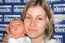 Jana Flegelová porodila v ústecké porodnici dne 24. 9. 2010 (16.16) syna Martina (50 cm, 3,2 kg).