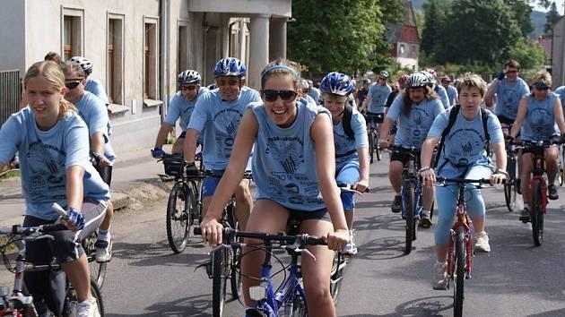 Libouchecká cyklotour Giro di Beer – Sobolův memoriál