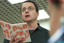 V rámci festivalu Femina Film předčítal Michal Viewegh.