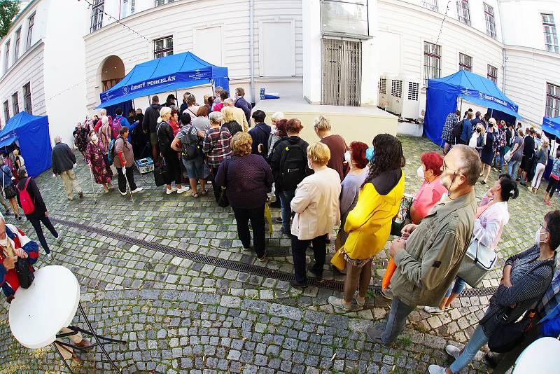 Porcelánové dny v Ústí navštívily stovky lidí.