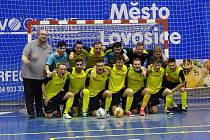 Futsalisté Rapid Ústí nad Labem