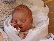 Lukáš Hradský se narodil v ústecké porodnici 31.8.2016 (13.50) mamince Lucii Grossové. Měřil 47 cm, vážil 2,52 kg.