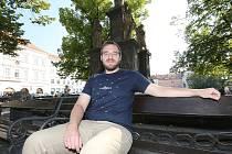 Litoměřický historik Filip Hrbek