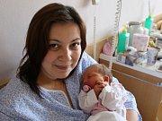 Viktorie Petrášková se narodila v ústecké porodnici 5.3. 2017 (11.30) Lucii Petráškové. Měřila 50 cm, vážila 3,46 kg.