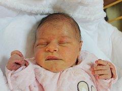 Claudie Tomášová  se narodila v ústecké porodnici 25.10.2015 (2.24) mamince Nikole Tomášové. Měřila 47 cm, vážila 3,20 kg.