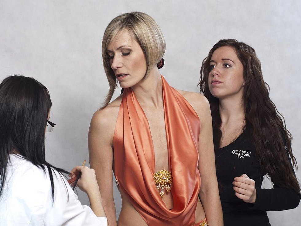 Proměny 2011. S kosmetičkou Míšou Šedivou a kadeřnicí Evou Husákovou
