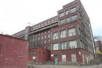 Bývalá nemocnice.