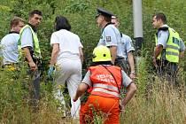 Na železniční trati mezi Dolními Zálezly a ústeckou čtvrtí Vaňov zemřel člověk po srážce s projíždějícím rychlíkem.