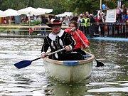 U laguny na Severní Terase se uskutečnila historicky první slavnost věnovaná Dni Terasy.