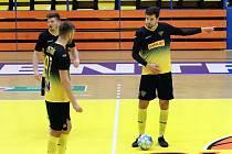 Futsalisté Rapidu Ústí nad Labem. Ilustrační foto