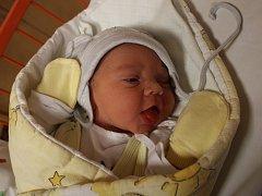 Jakub Kůrka se narodil Kateřině Pekařové z Ústí nad Labem 22. března v 6.05 hod. v ústecké porodnici. Měřil 53 cm a vážil 3,74 kg