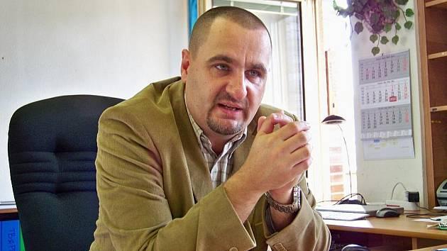 Tomáš Kraus, ředitel Dopravního podniku v Ústí nad Labem