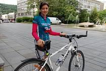 Iveta Černá ujela na Cyklo-běhu už 1330 kilometrů.