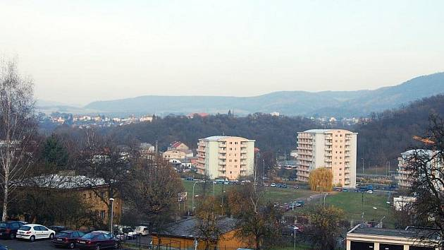 Zaniklé Ústí: Bukov