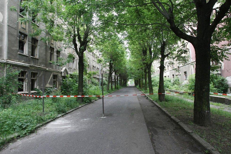 Předlickou ulici Na Nivách museli policisté uzavřít.