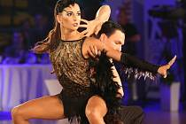 Mezinárodní taneční festival v hale Sluneta.