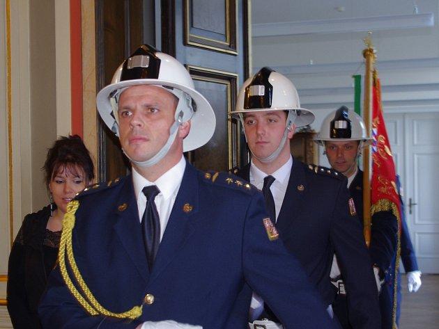 Veřejný požární útvar v Ústí nad Labem vznikl v roce 1946. Hasiči oslavili výročí v muzeu.