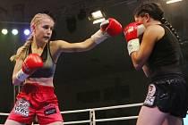 Fabiana Bytyqi obhájila v souboji s Bulharkou Bačevovou pás juniorské mistryně světa v mini-muší váze.