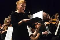 Tradiční Vánoční koncert Bendova komorního orchestru (BKO).