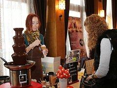 Festival čokolády v ústeckém Kulturáku