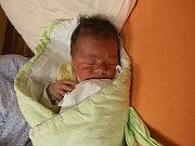 Václav Barchánek se narodil Petře Zvolánkové z Ústí nad Labem 10.ledna v 15.03 hod. v ústecké porodnici. Měřil 50 cm a vážil 3,26 kg