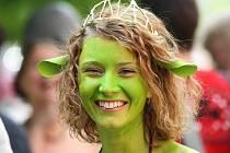 Shrek a Avatar kralovali studentskému majáles...