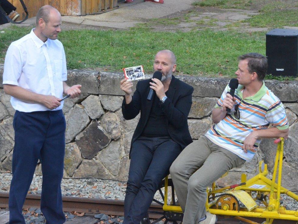 Oslava 40. výročí vzniku filmu Páni kluci se v Zubrnicích povedla.