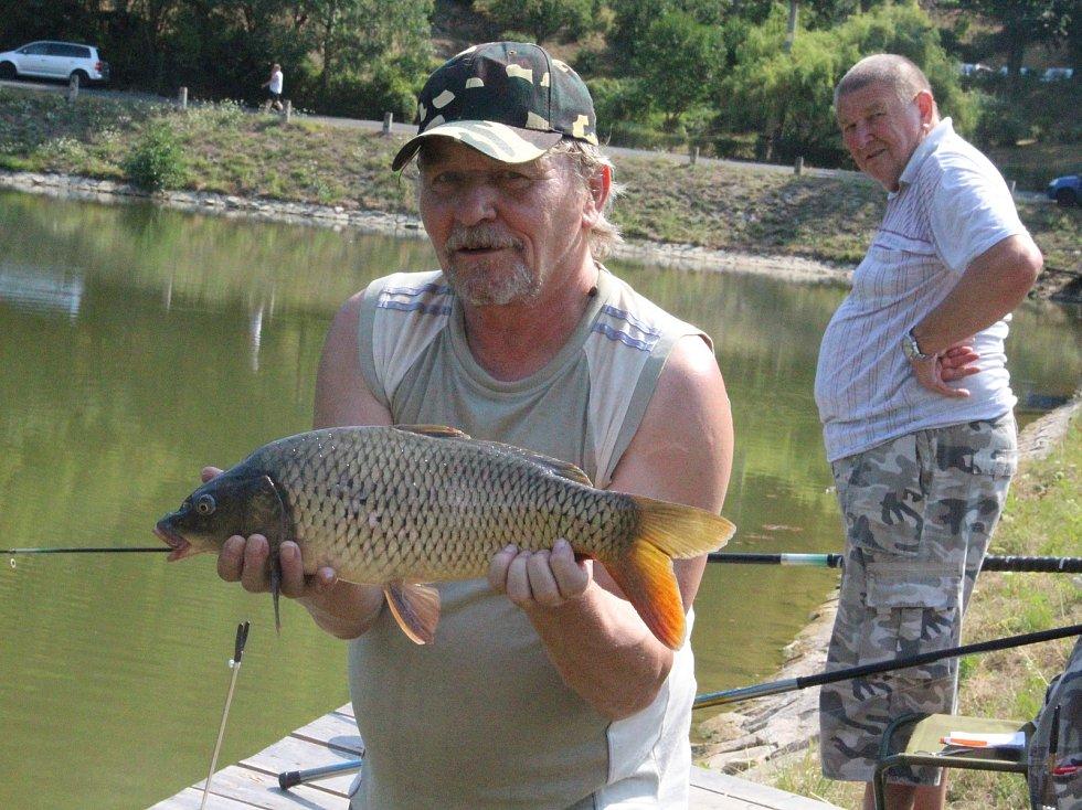 4. ročník Memoriálu Karla Neugebauera odstartoval sérii rybářských klání na přehradě v Povrlech.