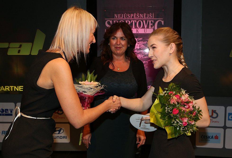 Nejúspěšnější sportovec roku 2017. Vyhlášení ankety krajského kola.