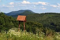 Esöva vyhlídka se nachází jen deset kilometrů od Ústí.