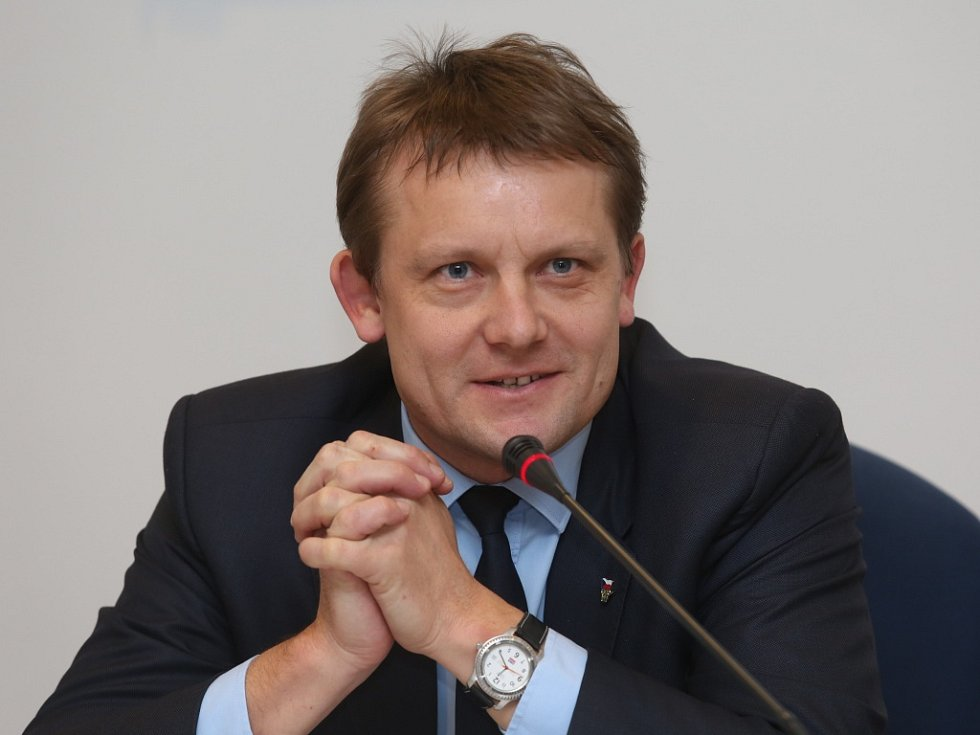 Martin Doktor, sportovní ředitel Českého olympijského výboru.