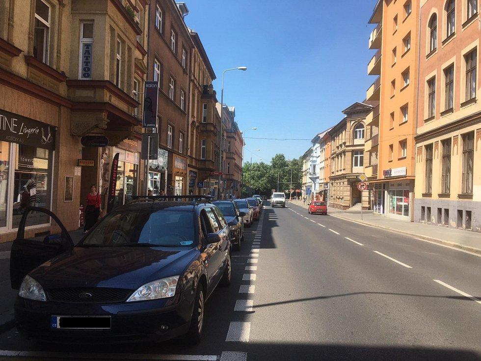 Parkování v Ústí zdraží.
