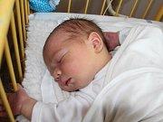 Lukáš Hron se narodil 26.4.2017 (12:27) Kláře Hronové. Měřil 53 cm, vážil 3,720 kg.