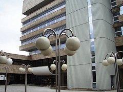 Budova Krajského úřadu Ústeckého kraje