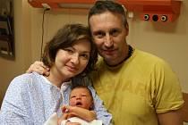 Radim Nesnídal se narodil Šárce Nesnídalové z Ústí nad Labem 13. ledna 2019 v 5.30 hod. Měřil 52 cm, vážil 3,47 kg