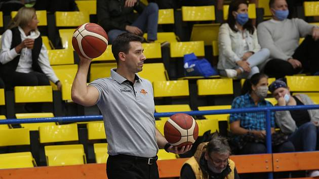Trenér Slunety Ústí Antonín Pištěcký