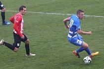 Jan Peterka. FK Ústí - Viktorie Žižkov, FNL 2020/2021