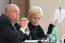 Zastupitelé projednávali rozpočet Ústí.