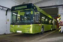 Tedom dodal do Ústí svůj poslední autobus s pohonem na zemní plyn loni v prosinci.