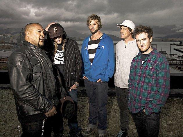 NZ Shapeshifter určitě ve Vroutku zahrají i své zbrusu nové skladby.