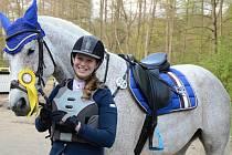 Bukovský parkur opět ožil krásou koní.