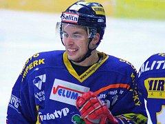 Daniel Vrdlovec vyměnil dres Šumperka za ústecký.