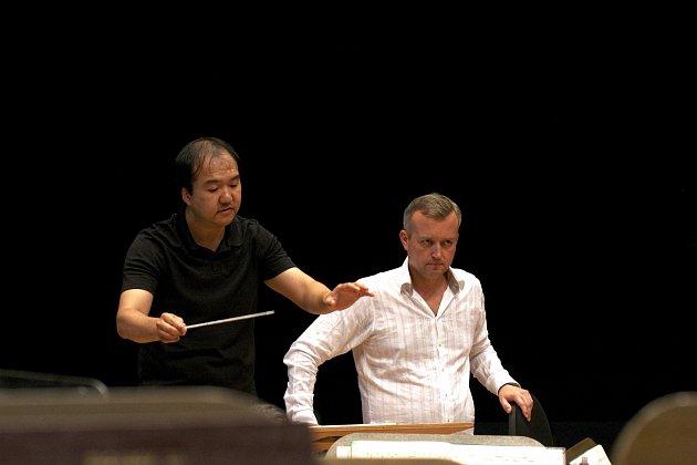 Evropská hudební akademie a dirigent Norbert Baxa
