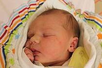 Michael Jirásek se narodil v ústecké porodnici 2.2.2016 (6.26) Andree Jiráskové. Měřil 51 cm, vážil 4,08 kg.
