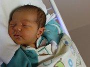 Karolína Stýbalová se narodila Denise Stýbalové z Ústí nad Labem 29. listopadu v 5.12 hod. Měřila 48 cm, vážila 3,18 kg