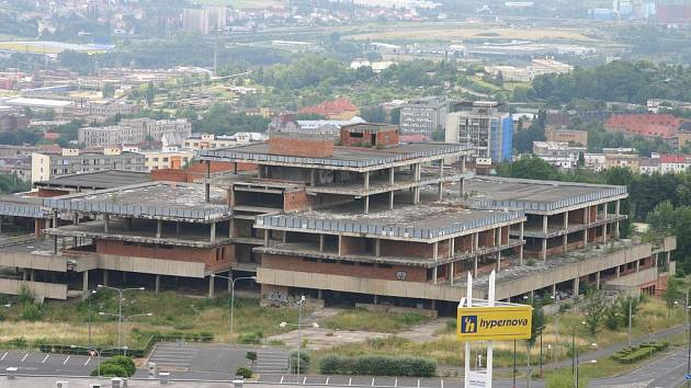 Sektorové centrum na Severní Terase