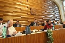 Zasedání zastupitelstva města Ústí nad Labem.