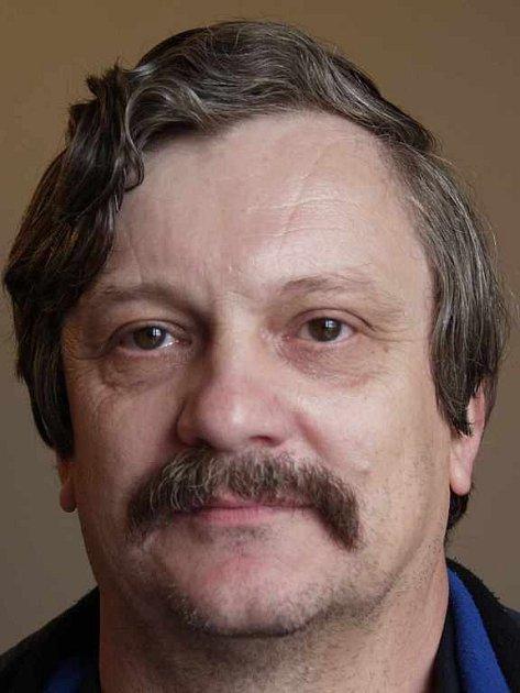 Zastupitel Jaroslav Kubín