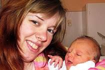 Jana Hartová, porodila v teplické porodnici dne 4. 3. 2011 (17.00) dceru Terezu (50 cm, 3,1 kg).